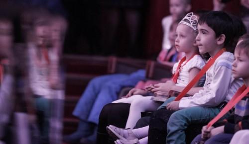 В Москве уже 10 лет проводят фестиваль юных талантов «Кадетская звездочка»