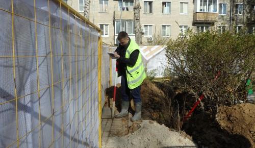 В сквере на Севастопольском проспекте установят фонтан