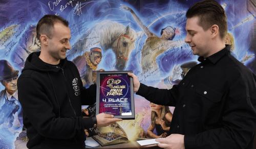 В цирке на Проспекте Вернадского наградили победителейонлайн-фестиваля