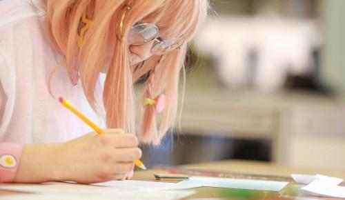 Более 8 тыс московских школьников приняли участие в фестивале юных талантов