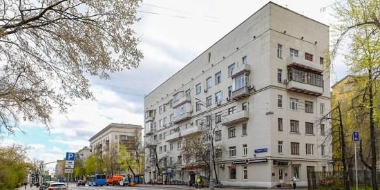 На Люсиновской улице отремонтируют фасады исторических зданий