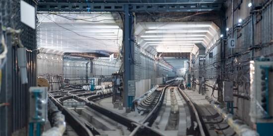 Три новые станции БКЛ откроют в ЮЗАО в этом году