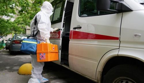 Работа выездных бригад вакцинации от коронавируса в ТиНАО продлена