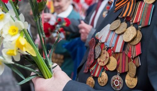 Сергей Собянин рассказал о проекте «Слово солдата Победы»