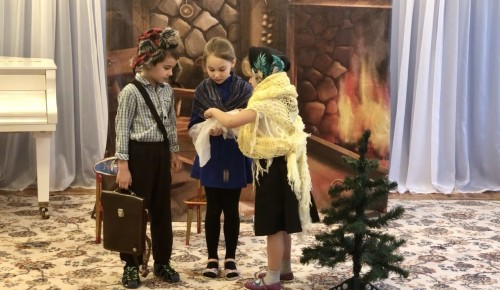 Юные жители Конькова стали лауреатами фестиваля искусств