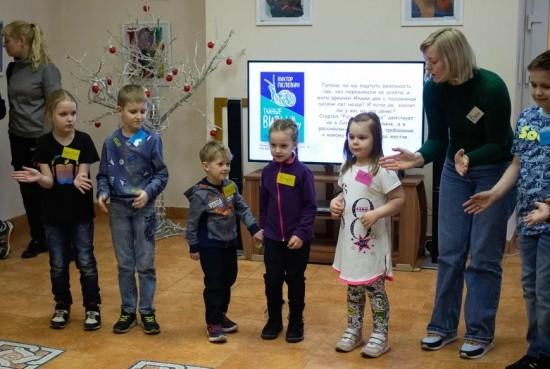 В празднике для малообеспеченных семей приняли участие ребята из Черемушек