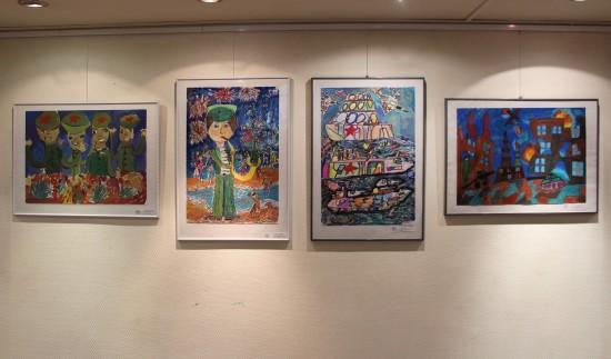 В «Изопарке» открылась выставка «Эстафета памяти»