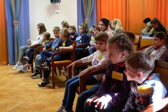 """Мой семейный центр """"Зюзино"""" устроил праздник для детей из малообеспеченных семей"""