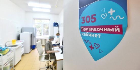К программе по поддержке вакцинации «Миллион призов» присоединились 66 московских компаний