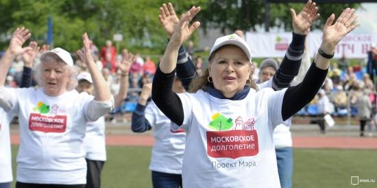 Долголеты Ломоносовского района приглашаются на онлайн урок по дыхательной гимнастики