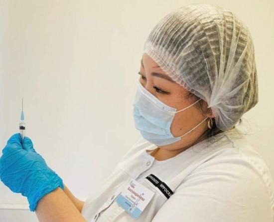 В майские праздники пункт вакцинации от COVID-19 в Теплом Стане будет работать в обычном режиме