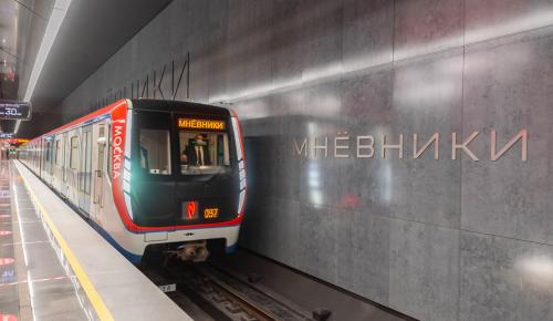 За 10 лет в столице ввели в эксплуатацию почти 124 км линий метро