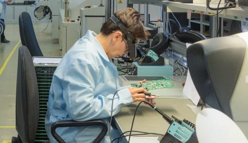 Сергунина: Участники МИК могут подавать заявки на субсидию на инжиниринг до 1 июля
