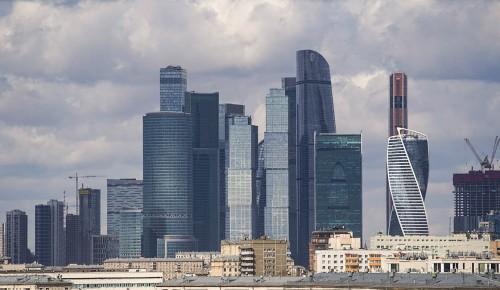 Москва первой подала заявку на проведение «Экспо-2030»