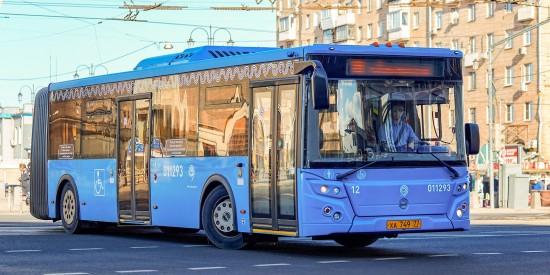 В Конькове объединят два автобусных маршрута