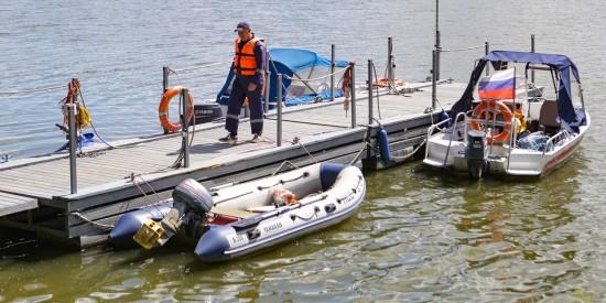 За 25 лет московские спасатели на воде спасли 5 246 человек – Собянин