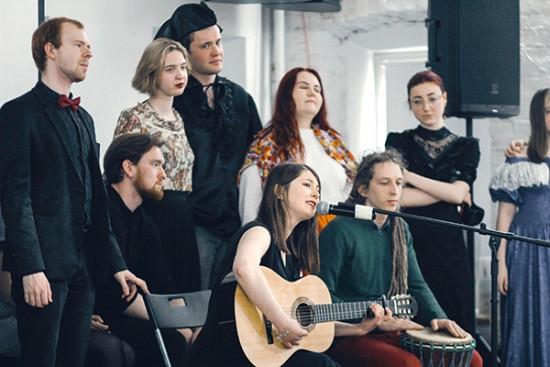 Студенческий фестиваль поэзии Carpe diem прошел в университете имени Пирогова