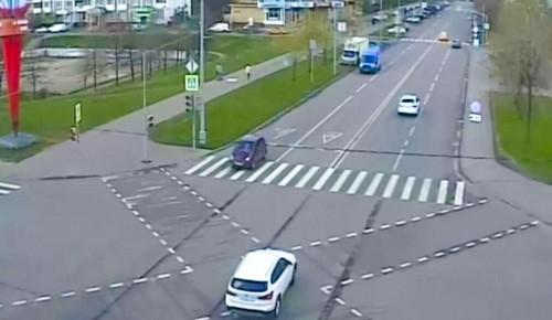 Диагональный пешеходный переход в Конькове будет выглядеть по-новому