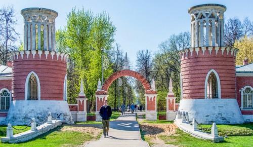 В ТОП «Самых популярных маршрутов по Москве» попал Воронцовский парк