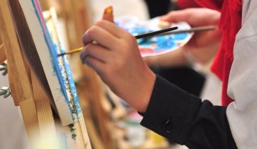 В Москве пройдет выставка конкурса детского рисунка «Наследие моего района» — Сергунина