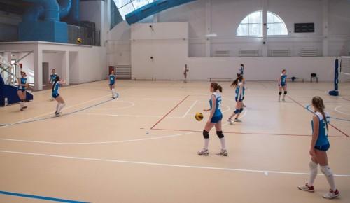 Школа № 1065 из Южного Бутова отмечена сертификатом центра «Патриот.Спорт» за активное участие в проекте «Урок-секция»