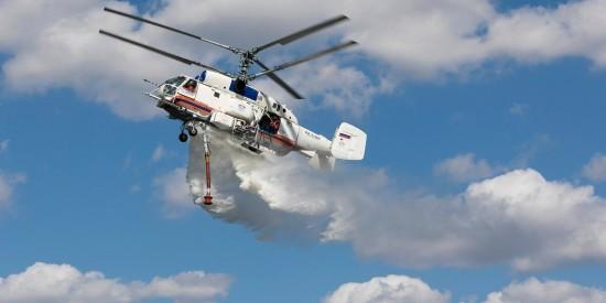В Москве создали специальную группировку для предотвращения лесных пожаров