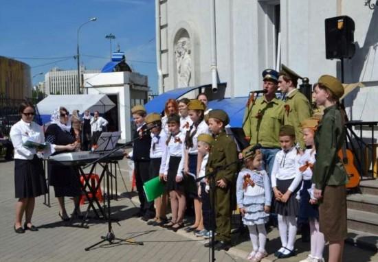 В Казанском храме пройдет праздничный концерт