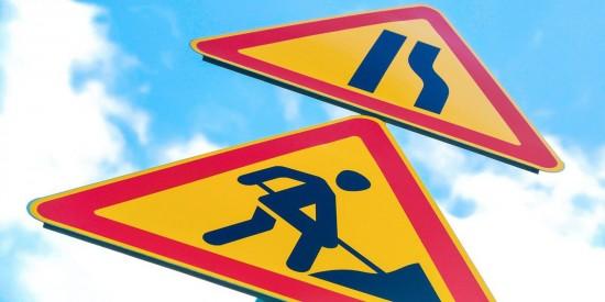 В Обручевском районе временно ограничат движение транспорта