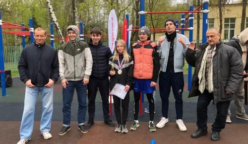 Котловчанка завоевала первое место по воркауту и второе по гиревому спорту