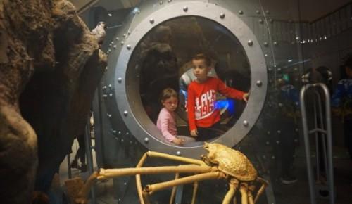 В Дарвиновском музее состоялась научная битва Science Slam