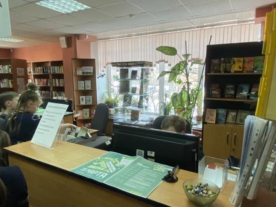 В библиотеке № 172 до 23 мая работает книжная выставка к 205-летию Шарлотты Бронте