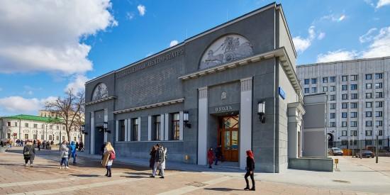 В столице продолжают открываться новые культурные объекты