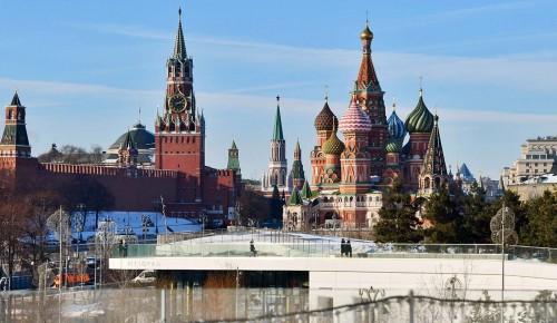 Москва готова к большому потоку туристов в этом году