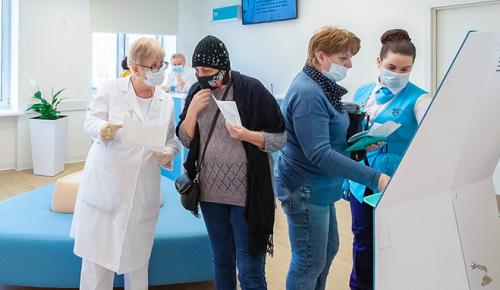 В столичных поликлиниках можно распечатать льготные рецепты с QR‑кодом