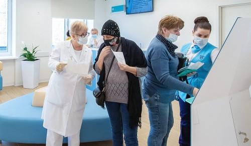 В Москве льготные электронные рецепты с QR-кодом можно теперь печатать прямо в поликлиниках