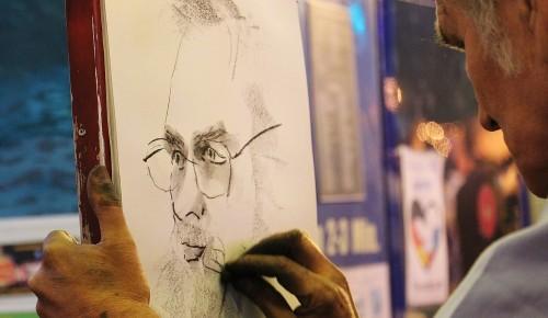 Пенсионеры Ломоносовского района приглашаются на видеоурок по рисованию