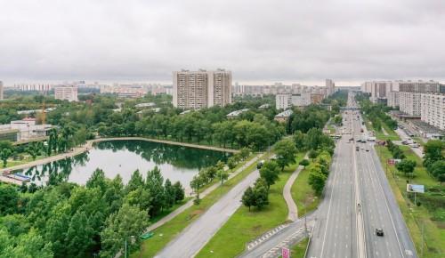 Собянин рассказал о благоустройстве трех районов в северо-восточном округе