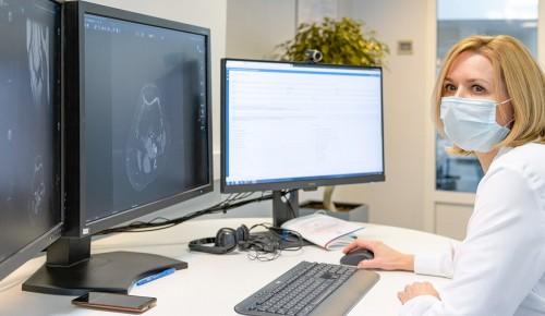 Искусственный интеллект помог столичным врачам выписать более 237 тыс. направлений