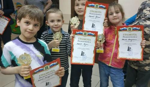 В досуговом центре «Обручевский» прошел районный шахматный турнир для детей и подростков