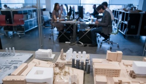 Центр услуг для креативных индустрий вскоре появится в Москве