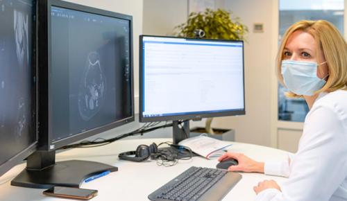 Более 237 тыс направлений выписали столичные врачи с помощью искусственного интеллекта