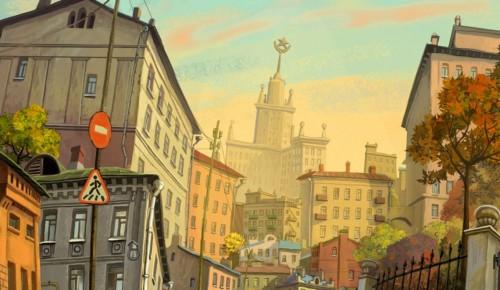 Власти Москвы пригласили столичные компании к участию в международном фестивале анимации