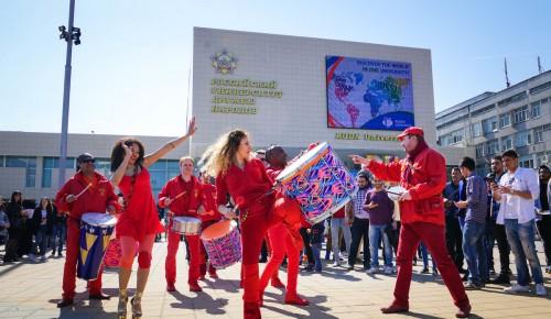 Фестиваль «Планета Юго-Запад» в РУДН состоится в Обручевском районе