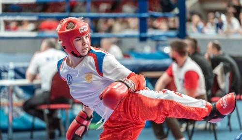 Спортсмены центра «Севастопольский» успешно выступили на Чемпионате и Первенстве России по кикбоксингу