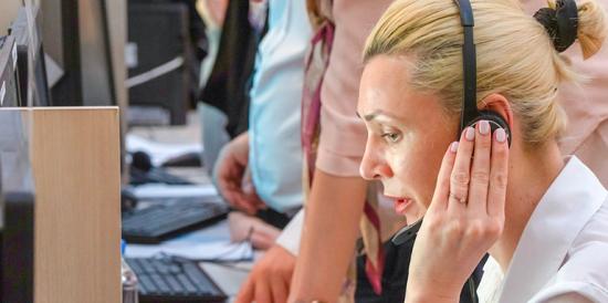 В единый диспетчерский центр Москвы за пять лет обратились более 26 млн раз