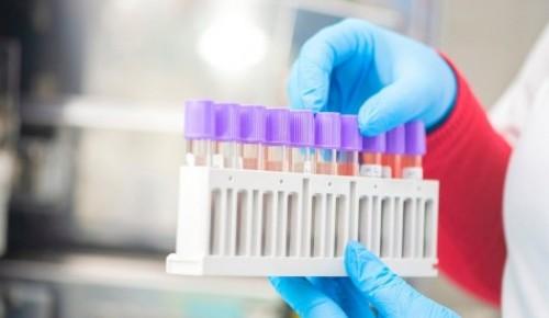 Более 22 млн ПЦР-тестирований на коронавирус провели в Москве