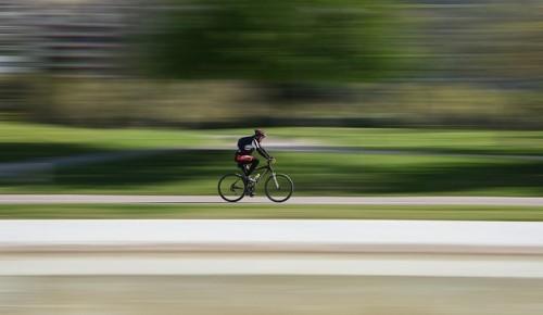 В Академическом районе появятся новые  велодорожки этим летом