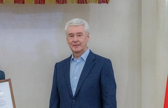 Старшая медсестра поликлиники № 134 отмечена благодарностью Мэра Москвы