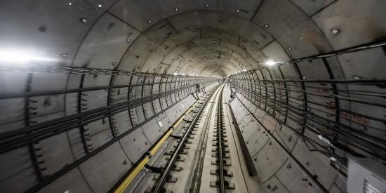 До конца года планируется завершить строительство станции «Зюзино» БКЛ в Черемушках
