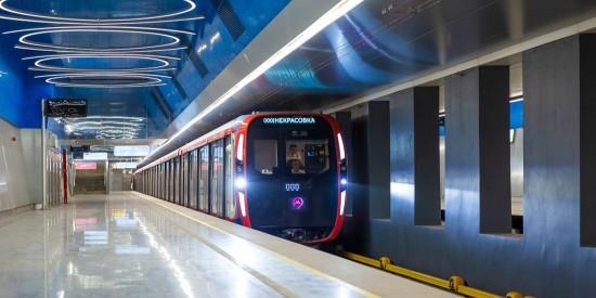 Поезда нового типа будут курсировать в столичной подземке